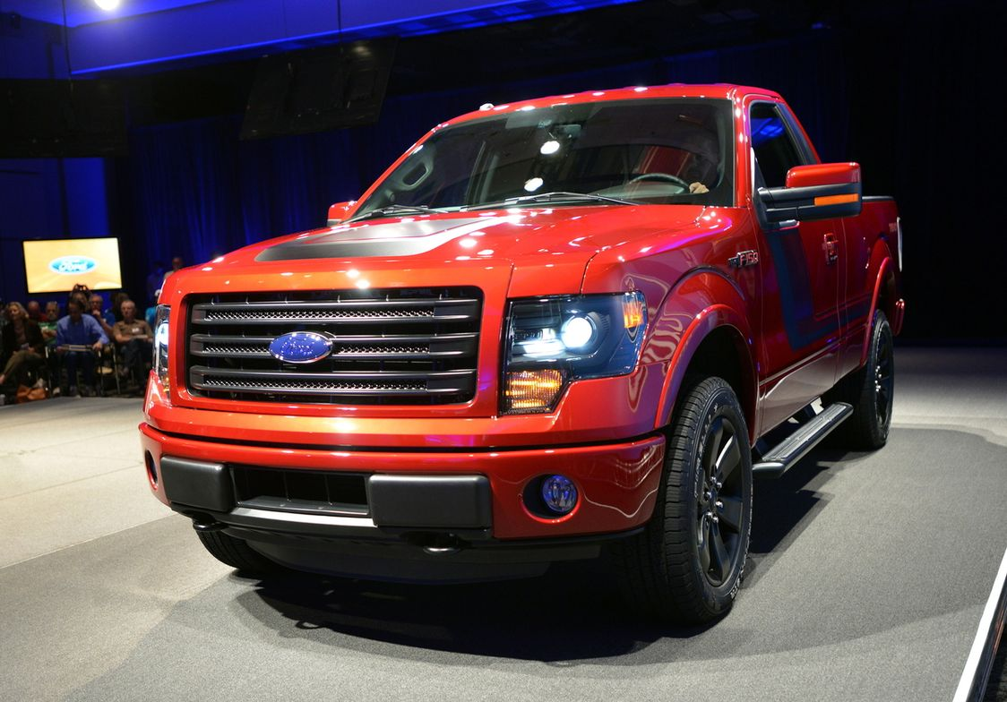 2014 Ford F-150 Tremor comes standard with the company's powerful 3.5L EcoBoost engine, offering...