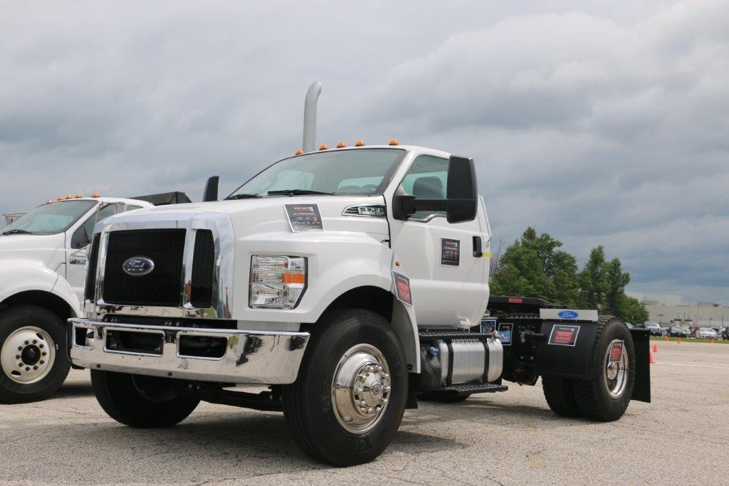 Ford's F-650/F-750 Immersion Event