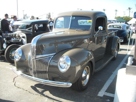 A Ford truck.