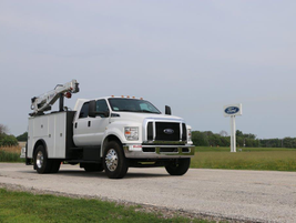 The 2016 Ford F-650 and F-750 will be assembled in Avon Lake, Ohio, just outside of Cleveland.