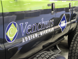 Venchurs Vehicle Systems is a Ford Qualified Vehicle Modifier (QVM) of CNG conversions. (PHOTO:...