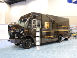 UPS announced a plan to purchase 1,000 propane package delivery trucks and install an initial 50...