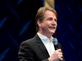 Photo courtesy of NTEA.Jeff Foxworthy was this year's keynote speaker, and provided a nice...