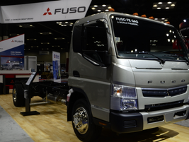 Mitsubishi Fuso Truck of America will begin selling its gasoline-powered 2019 FE cabovers this...