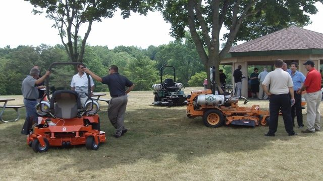 Held in Lime Kiln Park in Grafton, Wis., the event featured autogas pick-up trucks, several...