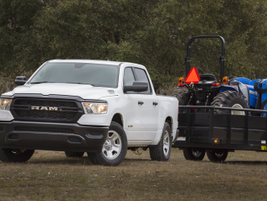 FCA debuted its 2019 Ram 1500 Tradesman, which is designed for small businesses, construction...