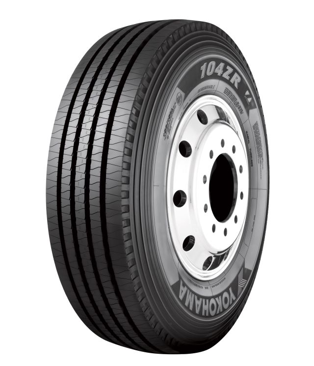 104ZR 19.5-inch All-Position Steer Tires