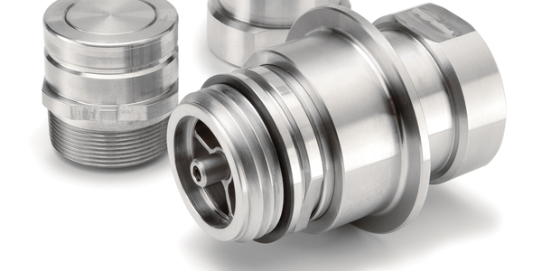 NSL Series Non-Spill, High-Flow Quick Couplings