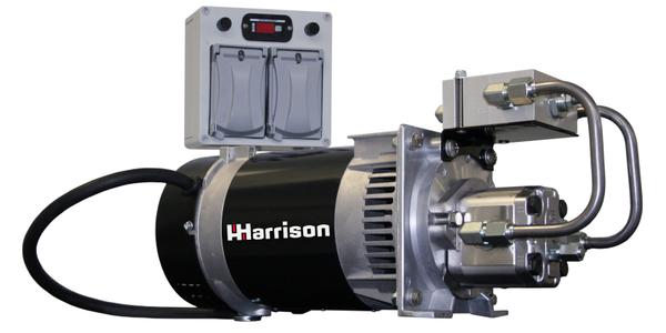 PMG-Series Hydraulic Generators