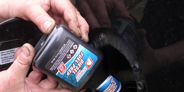 Penray Plus Diesel Fuel Prep