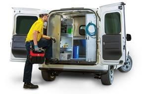 Ram ProMaster City Van Storage