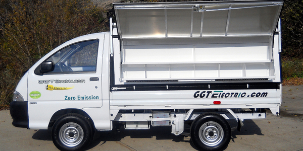 Currently, GGT vehicles with A.R.E. custom DCUs are in use commercially for Toyota Boshoku...