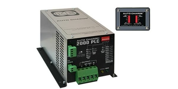 Auto Charge 2000 PLC Battery Charger