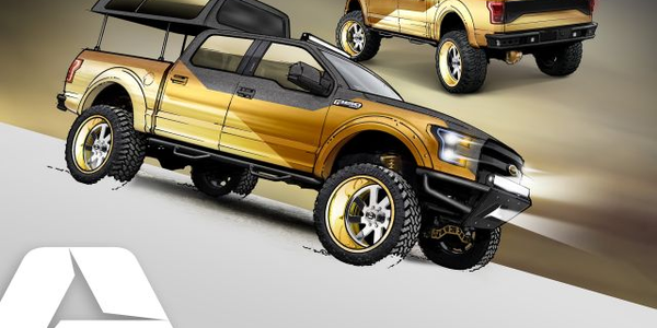 Image of Gold Standard project truck courtesy of A.R.E.
