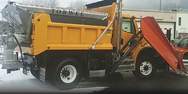 Municipal Sand & Salt Spreaders