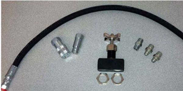 Adjustable Oil Warming Kit