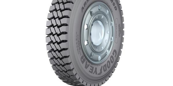 Armor Max Pro Grade MSD Tire