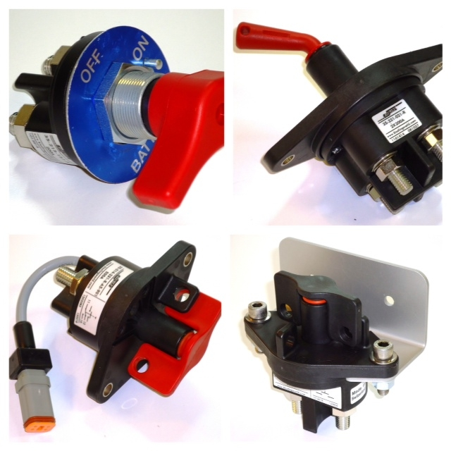 Kissling Battery Disconnect Switches - Maintenance - Work Truck Online