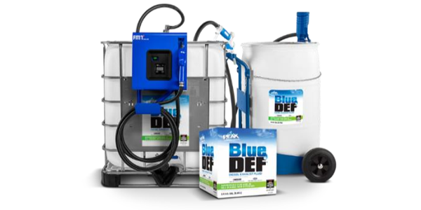 BlueDEF Storage and Dispensing Equipment
