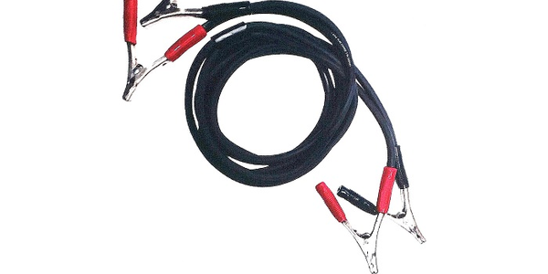 Military-Spec Booster Cables