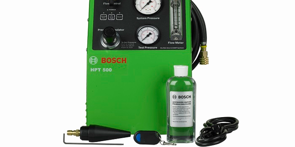HPT 500 High-Pressure Diagnostic Leak Tester