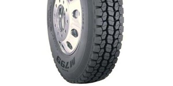 B799 Tread (Photo: Bridgestone)