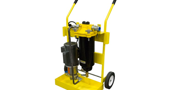 CLEADiesel Fuel Cart