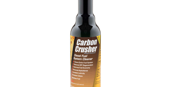 Carbon Crusher Fuel System Cleaner