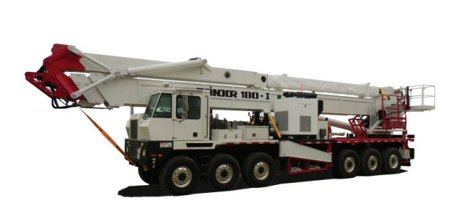 Cable Placer Bucket Truck