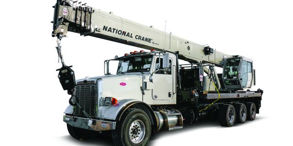 When equipped with this aerial package, this series of three new models—the NBT36-1, the NBT40-1...