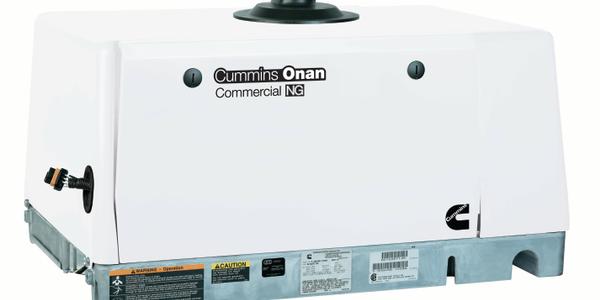 5.5-Kilowatt CNG Generator
