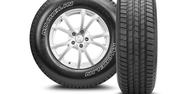 DEFENDERLTXM/S tires now cover 75% of light-duty truck models. (Photo courtesy of Michelin)