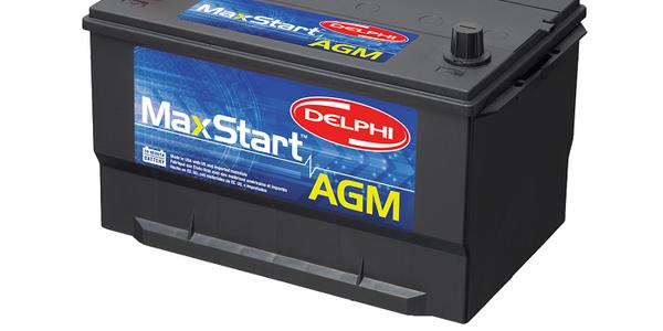 MaxStart HD Battery