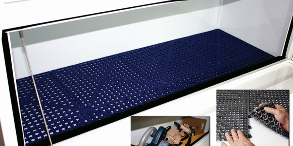 Dri-Dek Self-Draining Compartment Liner