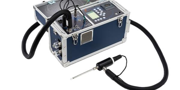 Image of E9000 Portable Emissions Analyzer courtesy of E Instruments