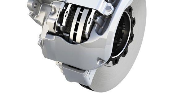 EX+ Air Disc Brake