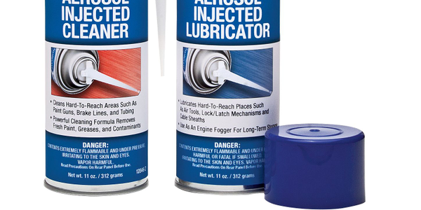Aerosol Injection Cleaning Products
