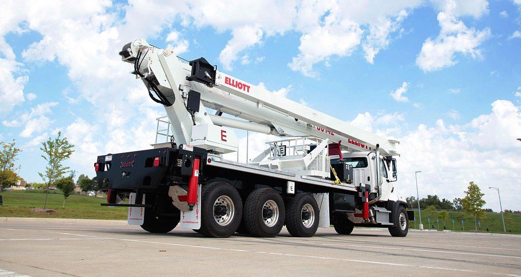 36-Ton Boom Truck