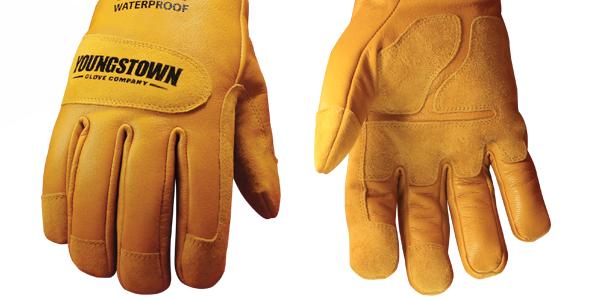 FR Waterproof Ground Glove w/ Kevlar