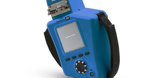 Photo of FluidScan Version 5 courtesy of Spectro Scientific