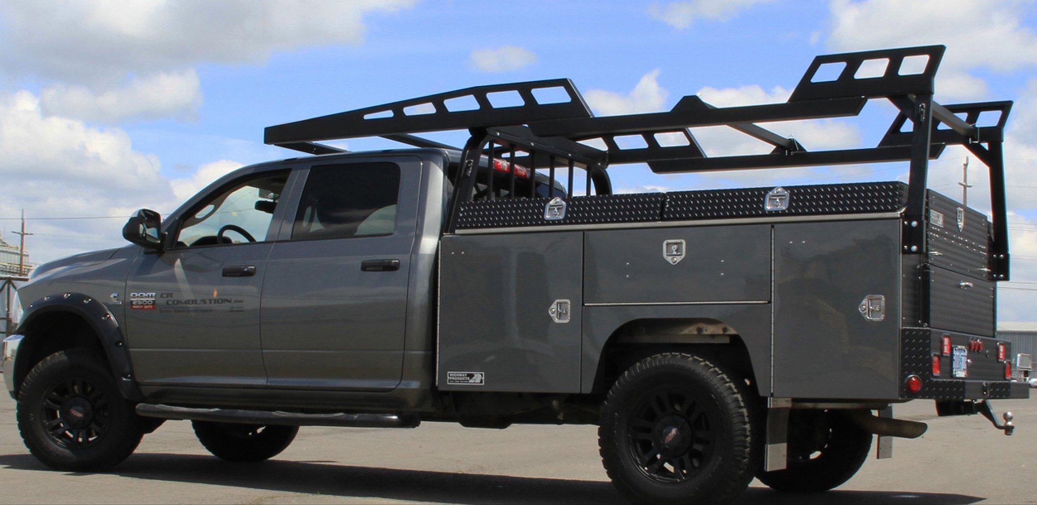 Aluminum Service Bodies Operations Work Truck Online