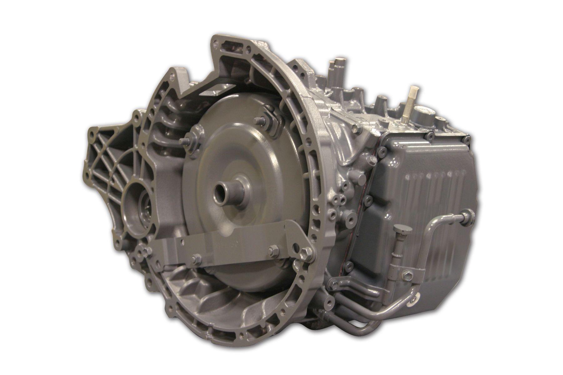 Ford Fusion Upgrades >> Ford/Aisin AF21 Transmission - Maintenance - Work Truck Online