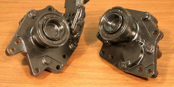 Remanufactured GM front axle actuator assemblies for 4WD and AWD late model SUVs