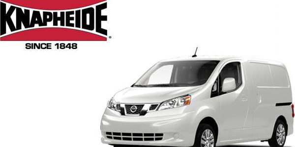 Van Equipment for NV200