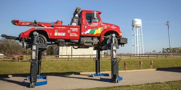 MCL Series Wireless Mobile Column Lifts