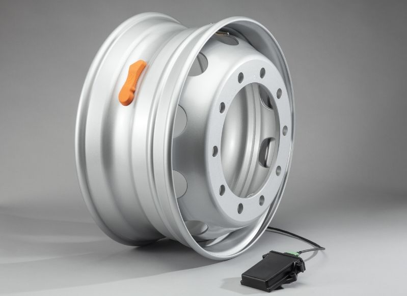 MaxSmart Connected Wheel Safety Measure