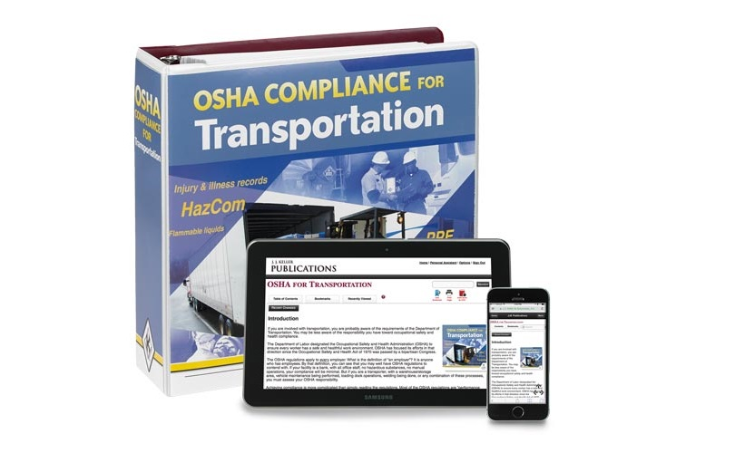 OSHA Compliance for Transportation Guide