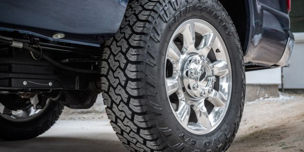 Toyo Tires Open Country CT Tire (PHOTO: TOYO TIRES)