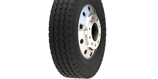 All-Position Mixed Service Truck Tire
