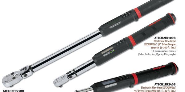 Snap-on TechAngle Torque Wrenches